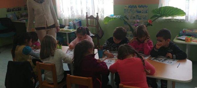 Английски език в Подготвителна група