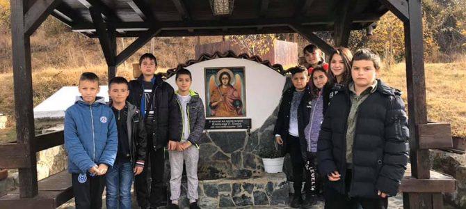 Архангеловден в манастира